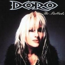 "DORO ""THE BALLADS "" CD NEUWARE"