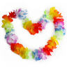12PCS Hawaiian Beach Lei Leis Flower Necklace Tropical Luau Party Decorations JP