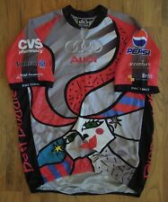 Pactimo Audi Hearst Castle Full Zip Cycling Jersey-Romero-XL Best Buddies