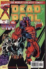 DEADPOOL #7 Marvel Comics Wolverine X-Men Ed McGuinness RARE EARLY 1ST PRINTING!