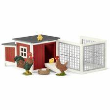 Schleich 42421 Wild Life Chicken Coop Hühnerstall
