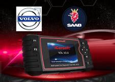 iCarsoft VOL V2.0 VOLVO SAAB OBD2 OBDII Car Diagnostic Tool SRS ABS Code Reset