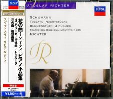 SVIATOSLAV RICHTER (PIANO)-SCHUMANN: PIANO WORKS-JAPAN CD C15
