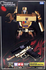 Transformers Masterpiece MP-05G Megatron Gold Version Action Figure Takara Toy