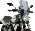 PUIG HI-TECH PARTS - 8088H - Bat Windshield Suzuki,Ducati,Aprilia,Kawasaki,India
