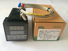PID Digital Temperature Controller REX-C100 with K thermocouple, SSR output