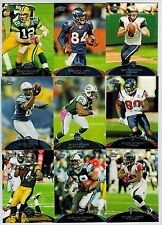 2011 TOPPS PRIME FOOTBALL 100-CARD VETERANS SET LOADED W/STARS NO ROOKIES