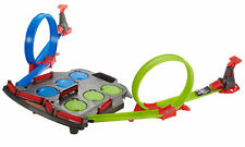 Hot Wheels Track Rebound Raceway With Car New