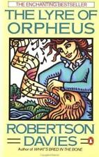 The Lyre of Orpheus (Cornish Trilogy), Davies, Robertson, 0140114335, Book, Good
