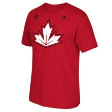 Canada World Cup of Hockey NHL Adidas Men's Primary Team  Red T-Shirt