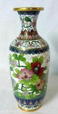 Vintage Chinese China Jingfa Cloisonne Vase