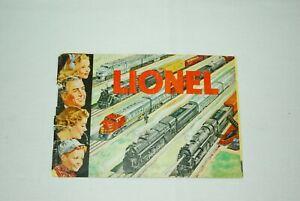LIONEL 1951  CATALOG