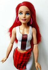 Barbie Mattel Doll Fashionistas Nr.168 + WWE Superstars Mix Hybrid a. Konvult