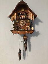 New ListingAnton Schneider Quartz Cuckoo Clock