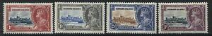 Leeward Islands KGV 1935 Jubilee set mint o.g. hinged