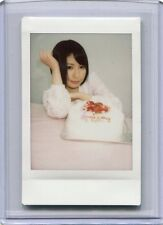 JAPANESE IDOL Uki Satake PHOTO CARD 1/1