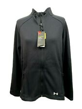 Under Armour Women's STORM 1 Fitted Jacket Cold Gear Large Water Resistant