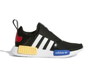 ADIDAS ORIGINALS KIDS (TODDLERS) NMD 360 C Shoes Cloud White/Cloud White/Sola