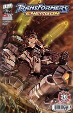 Transformers; Energon #22 Comic Book - Dreamwave