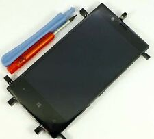 LCD Display Digitizer Touch Screen Assembly & Frame For Nokia Lumia 720