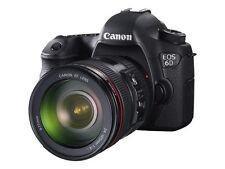 Canon Eos 6D 20.2 Mp Digital Slr Camera - Black (with Ef L Is Usm 24-105mm Lens)