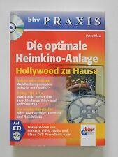 Peter Klau bhv Praxis Hollywood zu Hause Die optimale Heimkino Anlage inkl. CD
