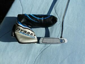 """Odyssey Works Versa #1 Putter RH 33"""" With Superstroke Grip. Incl Head cover."""