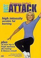 Rosemary Conley - Fat Attack [DVD], Very Good DVD, ,