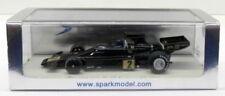 Voitures Formule 1 miniatures multicolores Spark 1:43