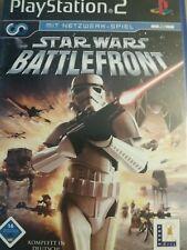 Star Wars: Battlefront (Sony PlayStation 2, 2004, DVD-Box)