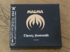 Magma:Christian Vander: Theusz Hamtaahk REX-XXX (not mini-LP cd univeria zekt Q