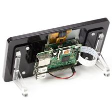"""Official Raspberry Pi 7"""" Touchscreen Display With Noir (Black) Stand"""
