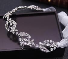 New Diamond Bride Headbands Wedding Hair Ornaments Hair Band Hoop Bridal Tiaras