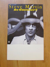 Steve Martin 1978 concert poster 14x22 b