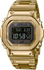 Casio G-shock 35th Anniversary Edition Gold Watch Gmw-b5000gd-9 Full Set