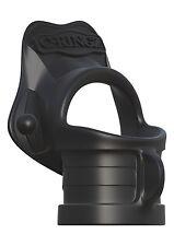 Fantasy C-Ringz Pure Silicone Shield Ring & Ball-Stretcher Black NEW !!!