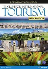 English for International Tourism Intermediate New Edition Coursebook and DVD...