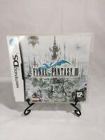 Final Fantasy 3 III (Nintendo DS, 2006)