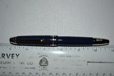 Montblanc Le Petit Prince & Fox LeGrand Fountain Pen in Blue - NEW!