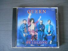 Queen Headlong with OBI TOCP-6801 Japan 3 track cd  like new