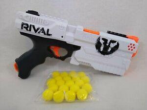 Nerf Rival Phantom Corps Kronos XVIII-500 Gun Blaster with 20 Ball Bullets