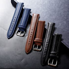 Universal Vintage Genuine Leather Watch Band Watch Strap 12/14/16/18/20/22/24mm