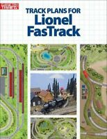 Track Plans for Lionel Fastrack, Paperback by Rehberg, Randy (EDT), Brand New...