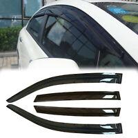 4 For 2010-2016 Buick Lacrosse Sun Rain Guard Vent Shade Window Visors Deflector