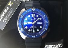 Seiko Automatic Prospex Padi Turtle Divers  Men's Watch SRPC91 SAVE THE OCEAN