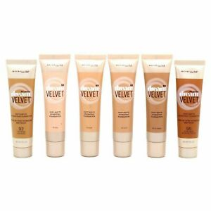 Maybelline DREAM VELVET Soft Matte Foundation 30ml - Choose your shade- NEW