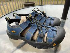Keen Newport H2 Waterproof Navy Blue Hiking Sandals Men's Size 6