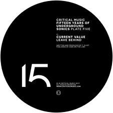 "CURRENT VALUE/SIGNAL/SHYUN Leave Behind (12"") Critical Vinyl"