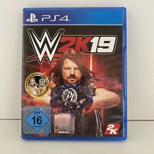 WWE 2K19 USK - Standard Edition [PlayStation 4 ] vo... | Game | Zustand gut