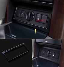 Center Console Multifunction Frame Cover Trim For Toyota Prado FJ150 2010-2018